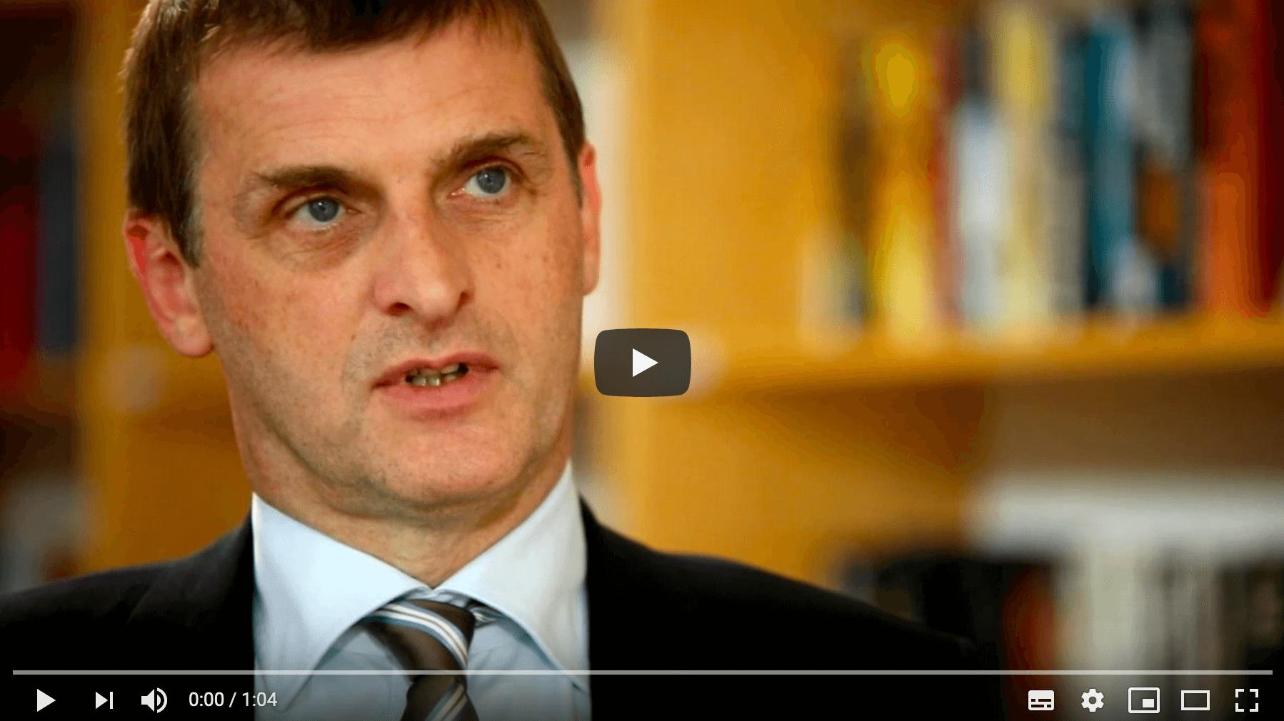 Prof. Dr. Wolfgang Jost über die Thearpie mit Botulinumtoxin (Botox) bei Dystonie