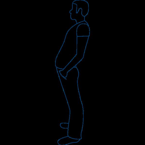 Spasmes des muscles du dos